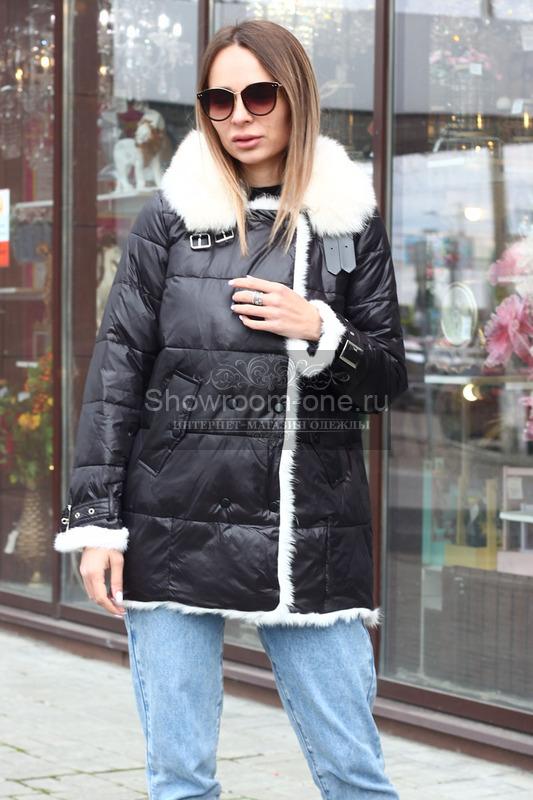 Длинное пальто одеяло mork anhanma серое