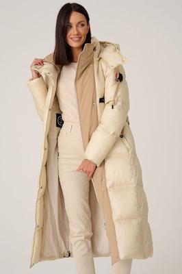 Молодежная женская куртка парка