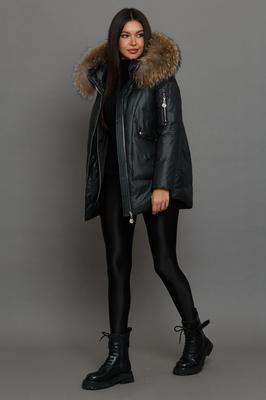 Осенний шерстяной костюм для женщин
