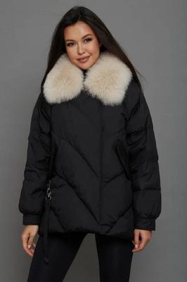 Кашемировый костюм для женщин с лампасами серый