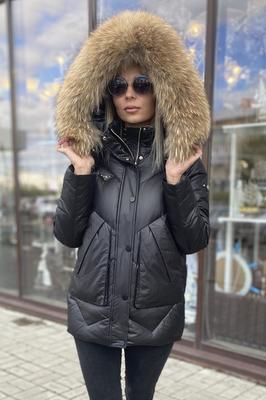 Зимняя куртка Вотарун длинная